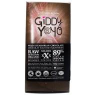 Giddy YoYo - Chocolate Extream Dark 89%