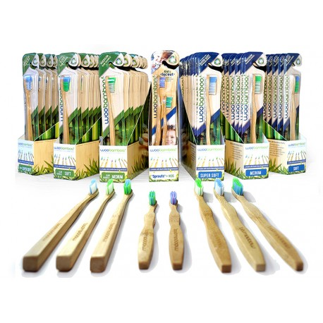 Toothbrush - Bamboo
