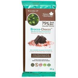 Brocco-Chocco Bar 75% Dark...